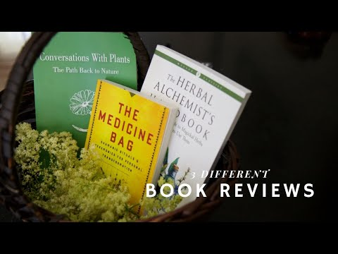 Working With Native Plants & Connecting to The Self || Book Reviews
