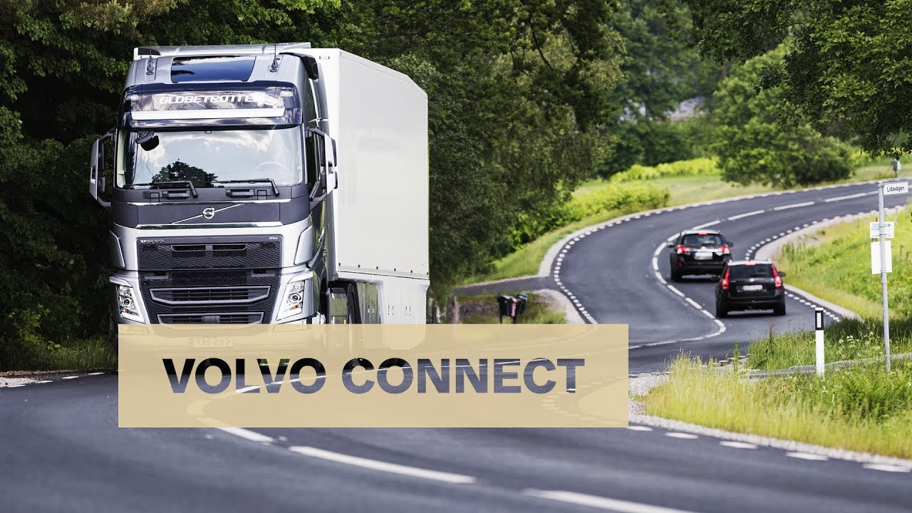 Volvo Trucks - Introducing Volvo Connect - a new digital interface for your business