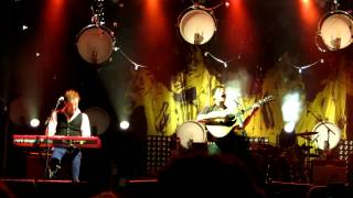 """Mumford and Sons - """"Roll Away Your Stone"""" - Saltair 2012"""