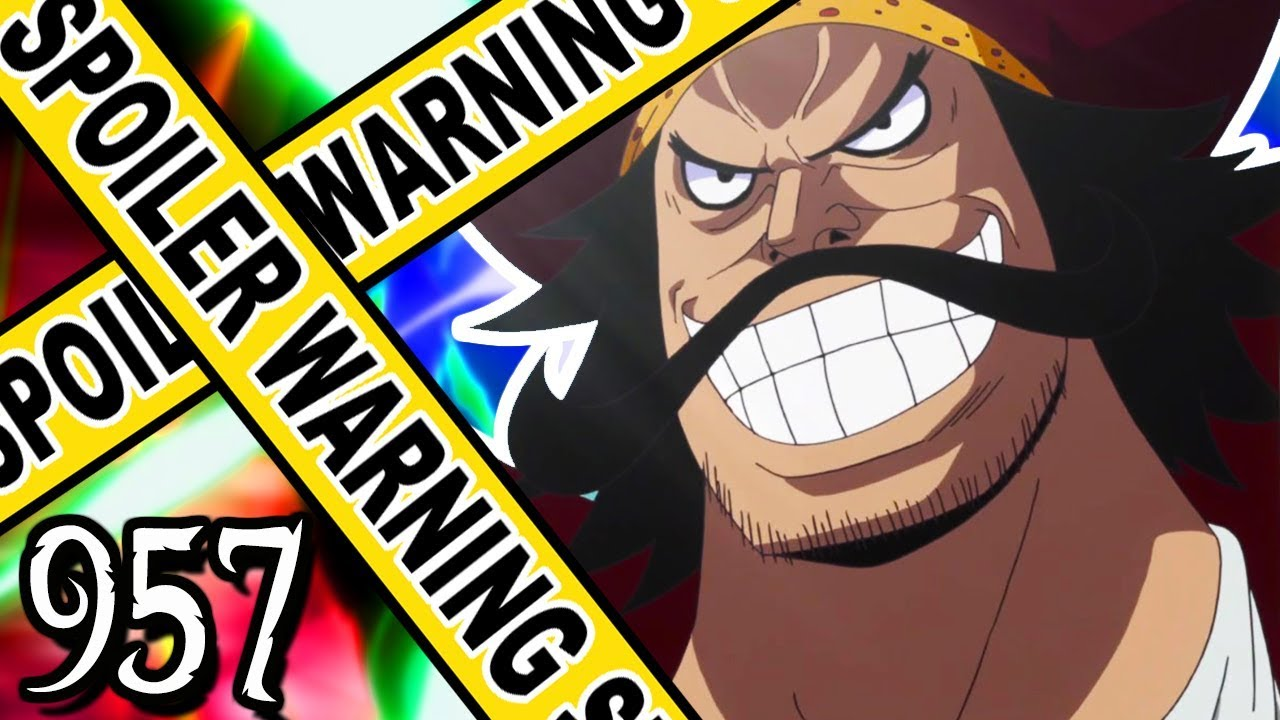THE MOST INSANE CHAPTER!!!   One Piece Chapter 957 Review - YouTube