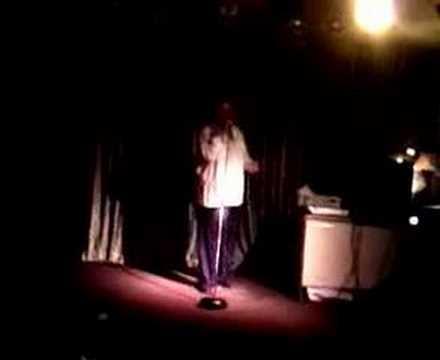 Raul does karaoke