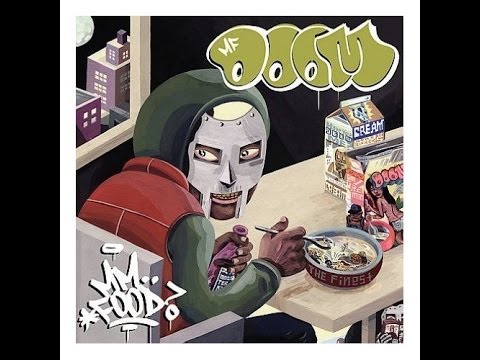 "MF DOOM ""Mm.. Food"" [FULL ALBUM]"