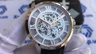 Xship.vn: Fossil ME3041 Men's Townsman Skeleton Dial Watch