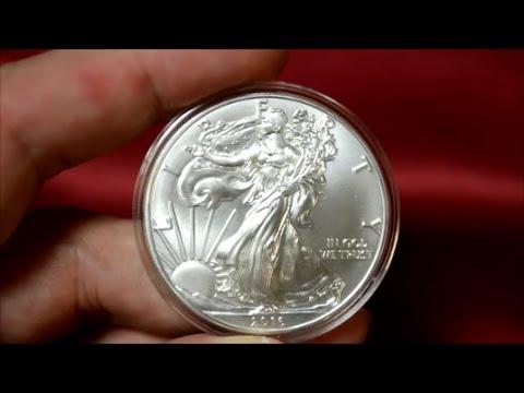 American Silver Eagle 2016