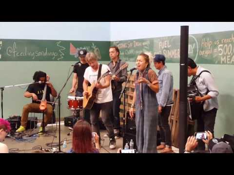 "Switchfoot and Lauren Daigle  ""I Won't Let You Go"" Acoustic"