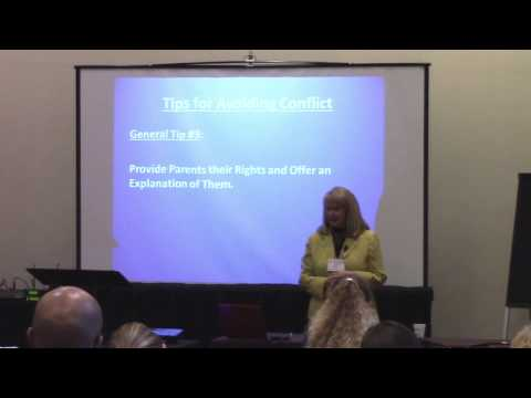 Julie Weatherly, Esq. - Avoiding Conflict for a Smooth and Compliant IEP Meeting