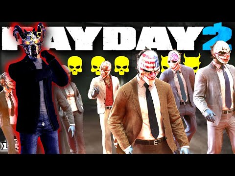 PAYDAY 2: Reservoir Dogs Ultima Chance (Reservoir Dogs Heist One Down)