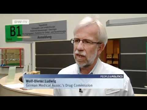 A Bad Investment? - Doctors and Big Pharma   People & Politics
