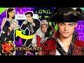 CARLOS AND I FIGHT HARRY HOOK?! 😱 Disney Descendants - Life of a VK | Episode 2