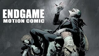 "Batman #39 ENDGAME Motion Comic - ""Let"