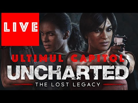 Download Uncharted The lost legacy  Walkthrough Gameplay Part 9  - Chapter 9 END OF THE LINE (PS4)