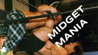 Funny Midget Wrestling: Midget Mania Special (1 of 5): Irish Leprechaun vs Joe Kidd