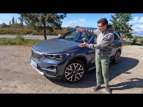 НИКАКИХ НОЗДРЕЙ И БУМЕРАНГОВ: BMW X1 РЕСТАЙЛ (F48). Тест-драйв и обзор обновленного БМВ Х1