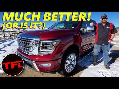 This Just In: We Drive The Upscale 2020 Nissan Titan SL & Show You The Good And The Bad!