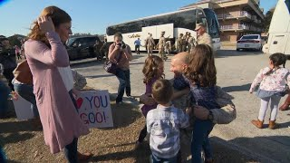 Coming Home: Three Marines return from Afghanistan