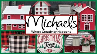 Michaels Christmas 2018