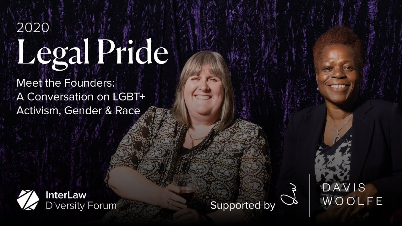 "Legal Pride | ""Meet the Founders: A Conversation on LGBT+ Activism, Gender & Race"""
