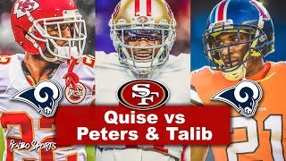Live! 49ers Fans Reaction: Marquise Goodwin Gets Extension, Rams Sign Aquib Talib