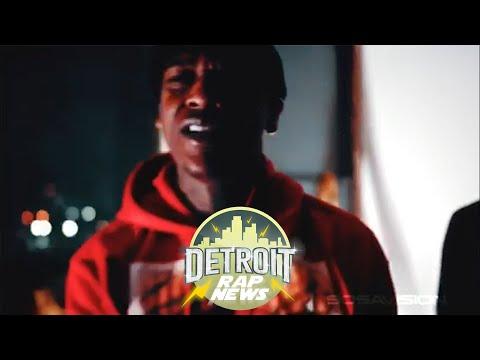 THB Salle X Marlin Brandoe – 10 Gz (Official Video) DetroitRapNews Exclusive
