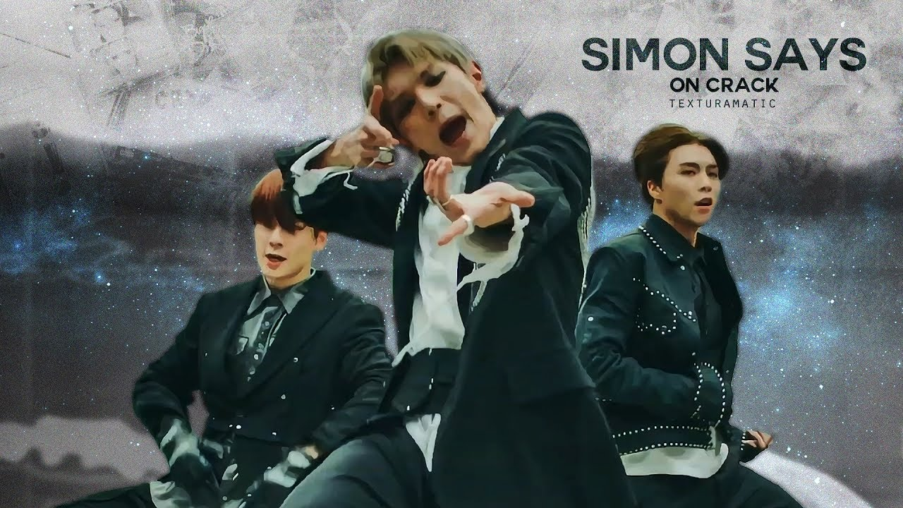Nct Simon Says