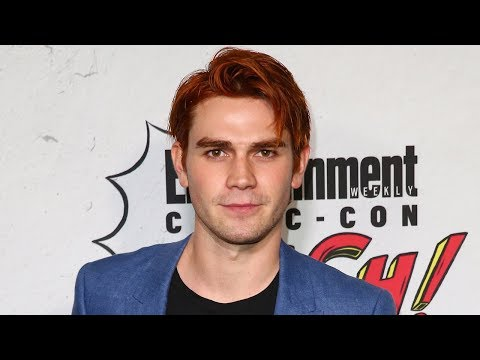 KJ Apa Opens Up & Takes BLAME For Car Accident After Long Day On Riverdale Set