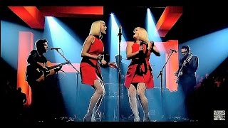 Lucius [LIVE] -Turn It Around [HD]