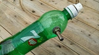 How to Make Simple Paint Spray gun at home-NAM DIY