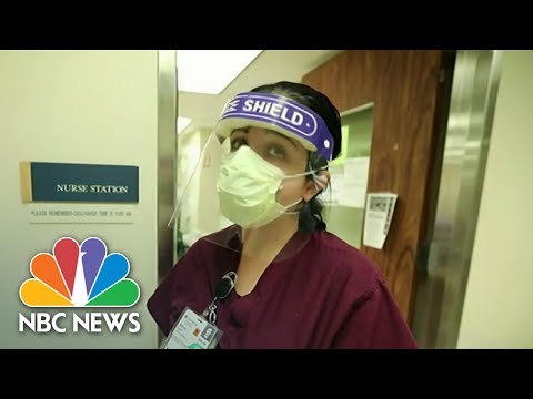 Inside California ICU As Nation Sees Surge In Coronavirus Cases   NBC Nightly News