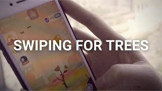 Swiping for Trees - Mobile app tackles air pollution thumbnail