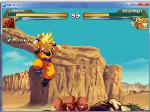 Hyper Dragon Ball Z Gratis Sin Descargar El Juego Youtube