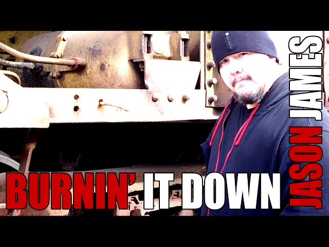 Burnin It Down - Jason Aldean - Acoustic Cover By Jason James
