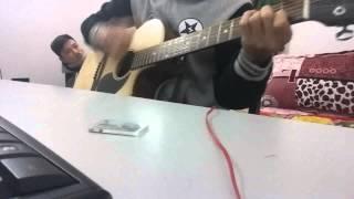Thế giới ảo tình yêu thật- cover Guitar Michael Hau