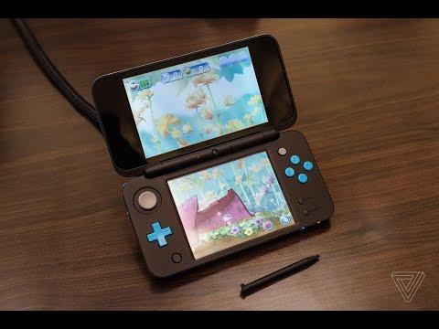 New Nintendo 2DS XL first look