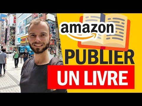 Ecrire Publier Un Livre Gratuitement Sur Amazon Papier