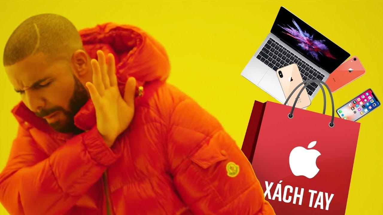 Thực hư Apple từ chối bảo hành iPhone xách tay