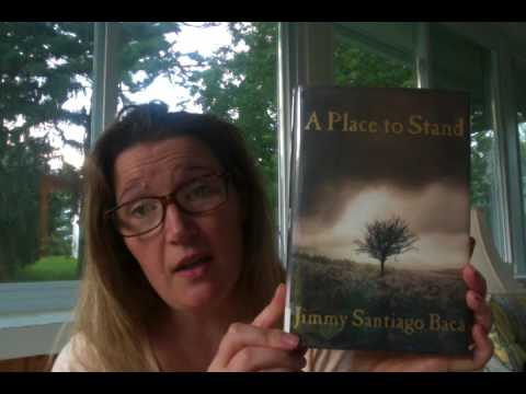 Book Talk on A Place to Stand by Jimmy Santiago Baca