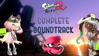 ~ALL MAJOR OCTO EXPANSION SONGS!~ [spoilers]