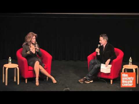 "Q&A with Raquel Welch, ""Myra Breckinridge"""