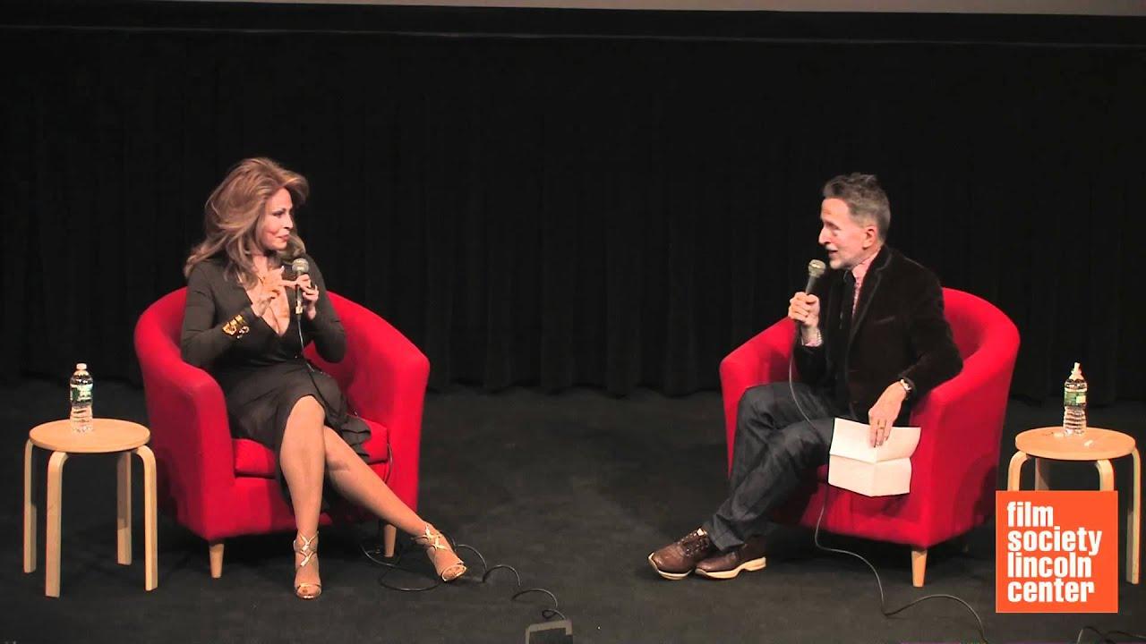 "Q&A with Raquel Welch, ""Myra Breckinridge"""