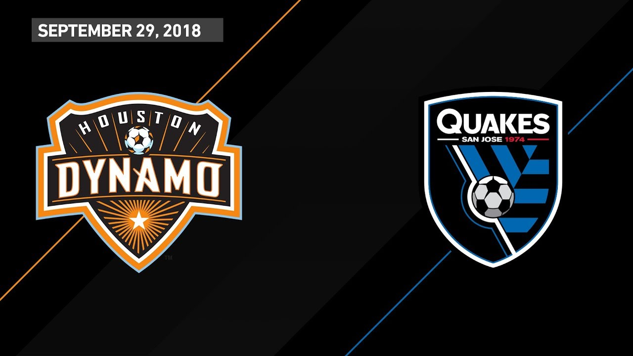 HIGHLIGHTS: Houston Dynamo vs. San Jose Earthquakes | September 29, 2018