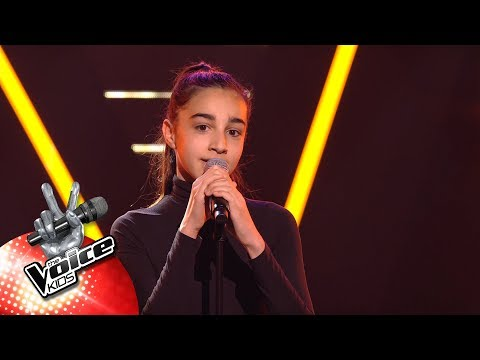 Emma  So This Is Love  Blind Auditions  The Voice Kids  VTM