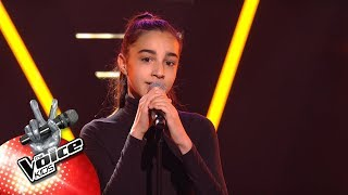Download lagu Emma - 'So This Is Love' | Blind Auditions | The Voice Kids | VTM