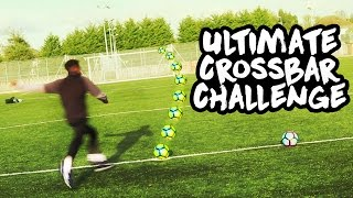 the ultimate crossbar challenge