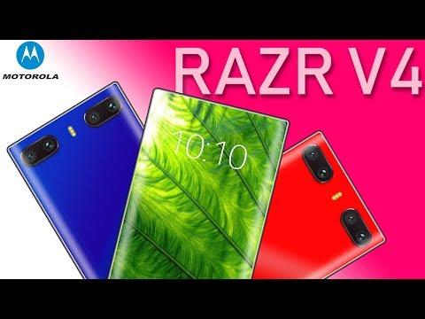 Motorola Razr V4 -100 MP CAMERA, 10 GB RAM & 256 GB STORAGE, 100% Bezel Less