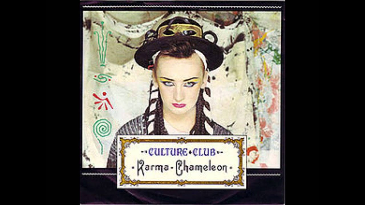 Culture Club - Karma Chameleon (Chords)
