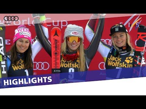 Mikaela Shiffrin smashes rivals in season-ending Slalom at Åre   Highlights