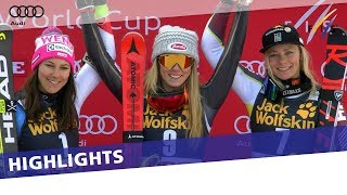 Mikaela Shiffrin smashes rivals in season-ending Slalom at Åre | Highlights