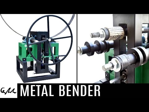 Homemade Metal Bender