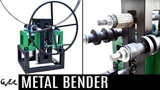 Homemade Metal Bender