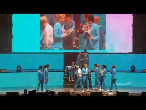 160820 세븐틴 (SEVENTEEN) Sexy Dance - The8, Hoshi, Jeonghan, Vernon @ Shining Diamonds in Jakarta